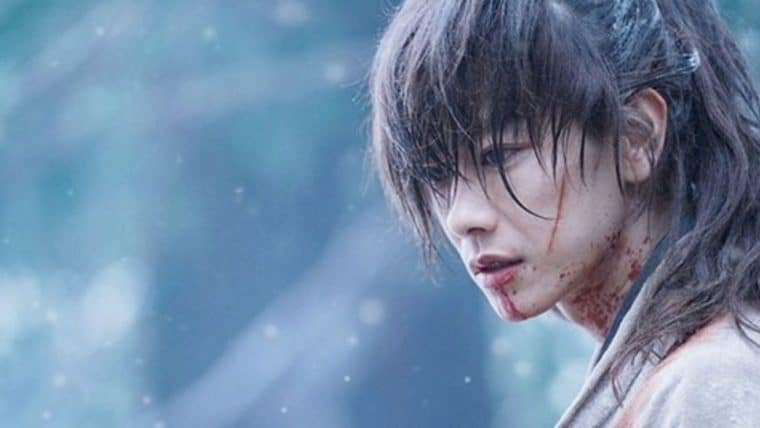 Trailer do live-action de Samurai X mostra o passado de Kenshin