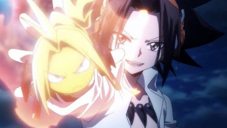 Novo anime de Shaman King terá 52 episódios