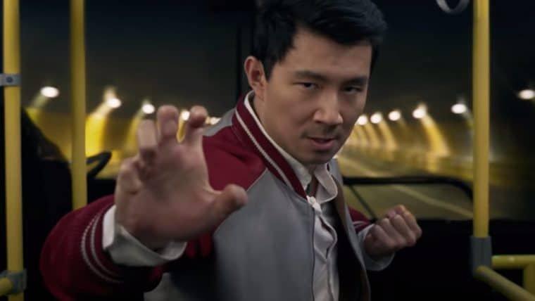 Trailer de Shang-Chi e a Lenda dos Dez Anéis também foi uma surpresa para o ator Simu Liu
