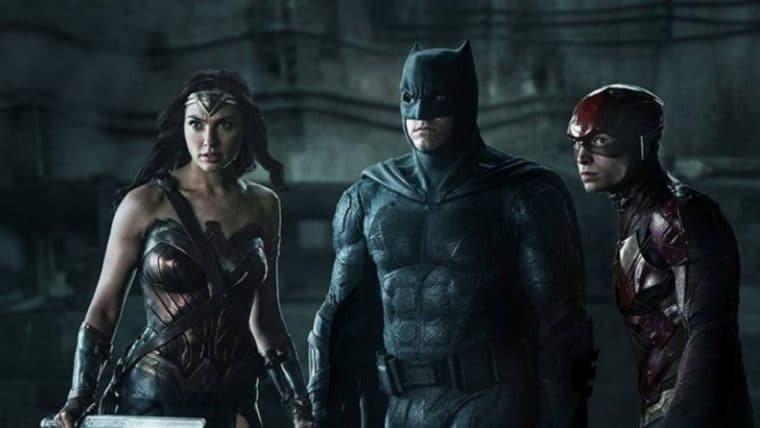 Diretor de fotografia de Liga da Justiça diz que assistir ao filme