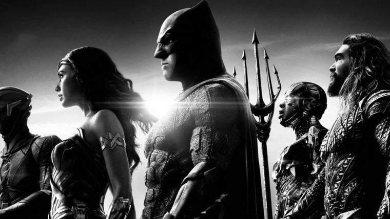 Snyder Cut de Liga da Justiça ganha coleção Funko Pop! com versões em preto e branco