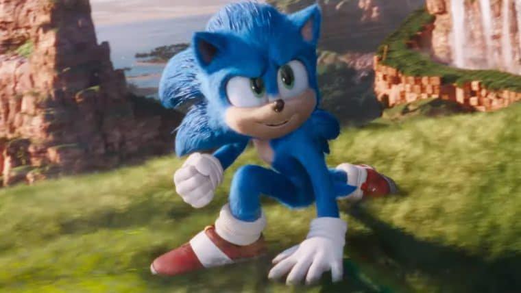 Sonic: O Filme 2 tem nova foto de bastidores que revela presença de personagem dos jogos