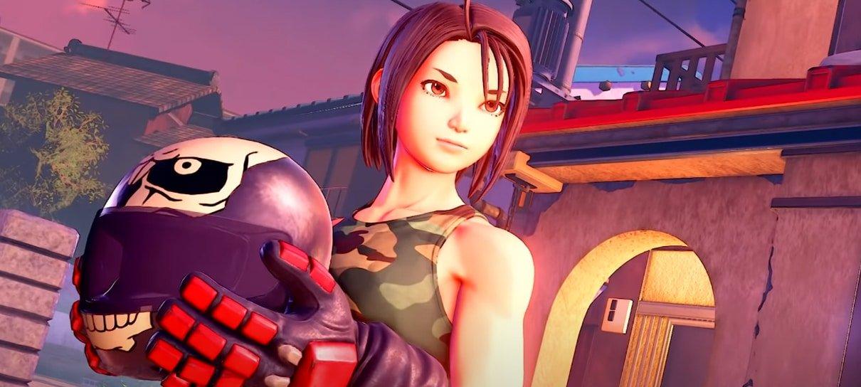 Street Fighter V: Champion Edition terá Akira Kazama, de Rival Schools