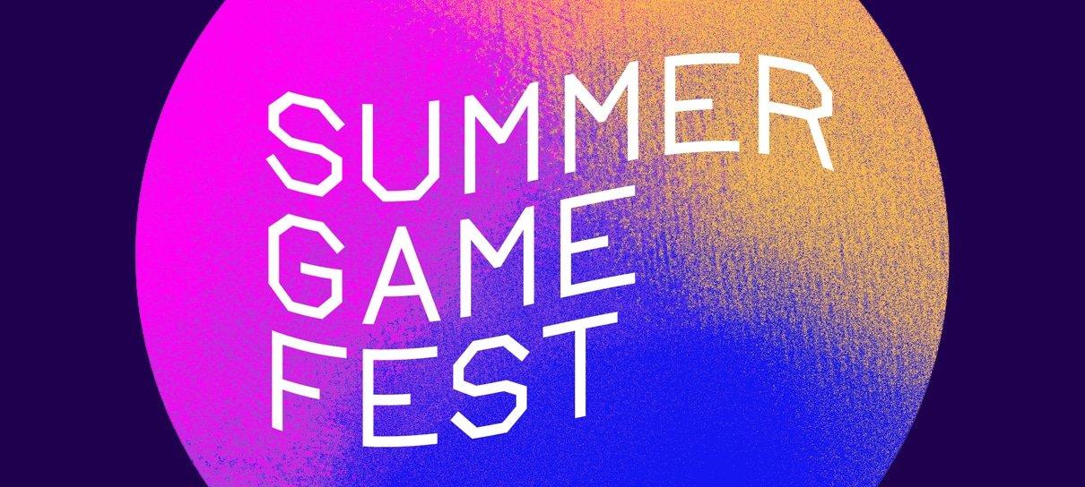 Summer Game Fest terá edição em junho de 2021