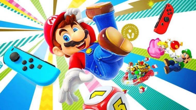 Super Mario Party recebe modos online após dois anos do lançamento