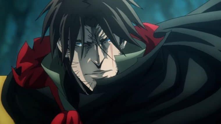 Temporada final da série animada de Castlevania ganha trailer de arrepiar