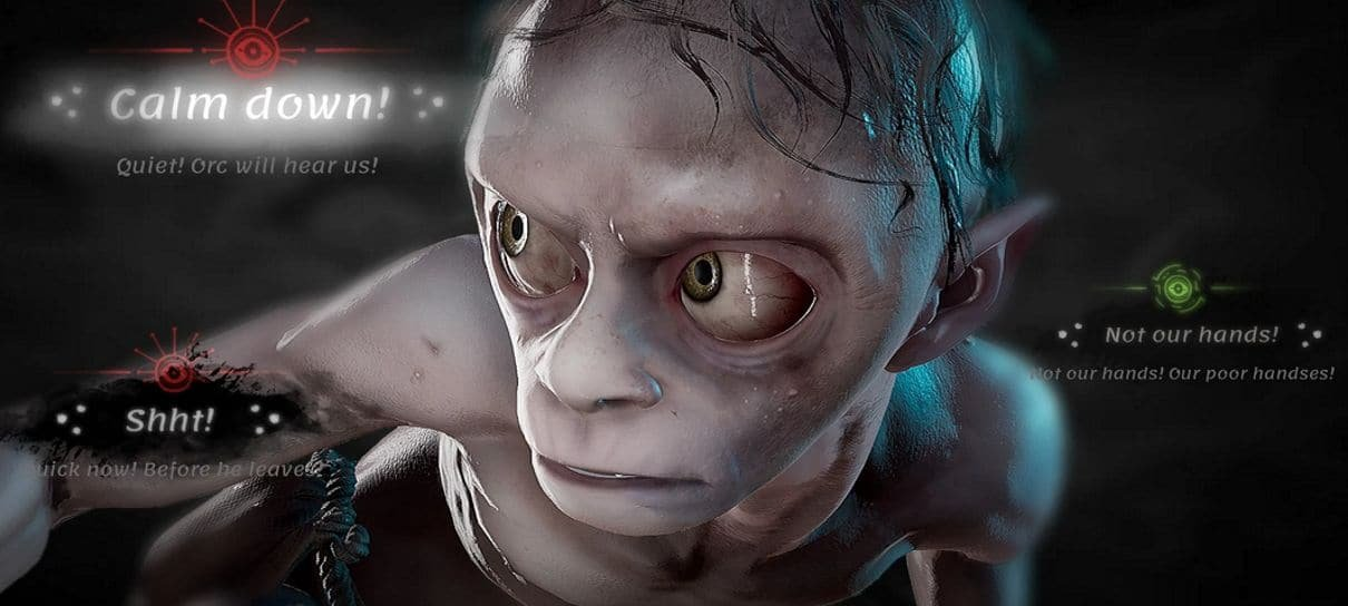 The Lord of the Rings: Gollum deve rodar a 60 fps no PlayStation 5