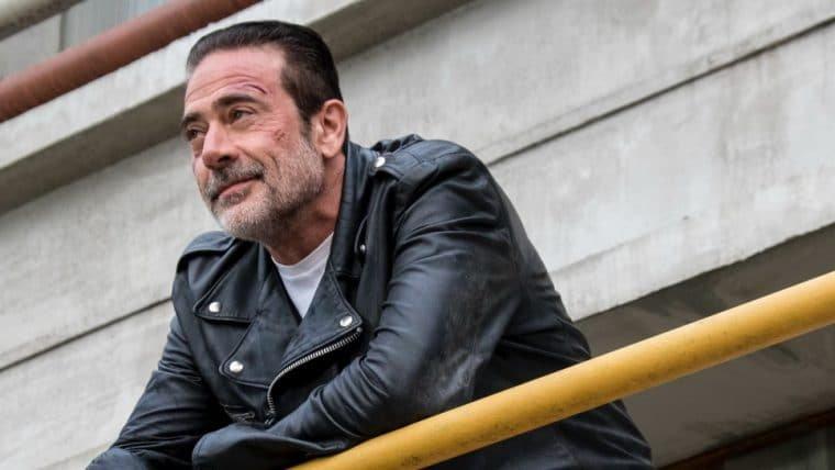 Spin-off de The Walking Dead focado em Negan está sendo discutido, diz Jeffrey Dean Morgan