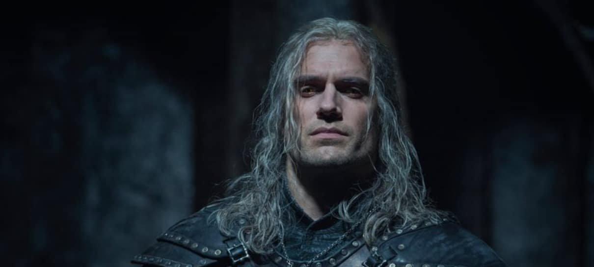 Segunda temporada de The Witcher encerra as gravações
