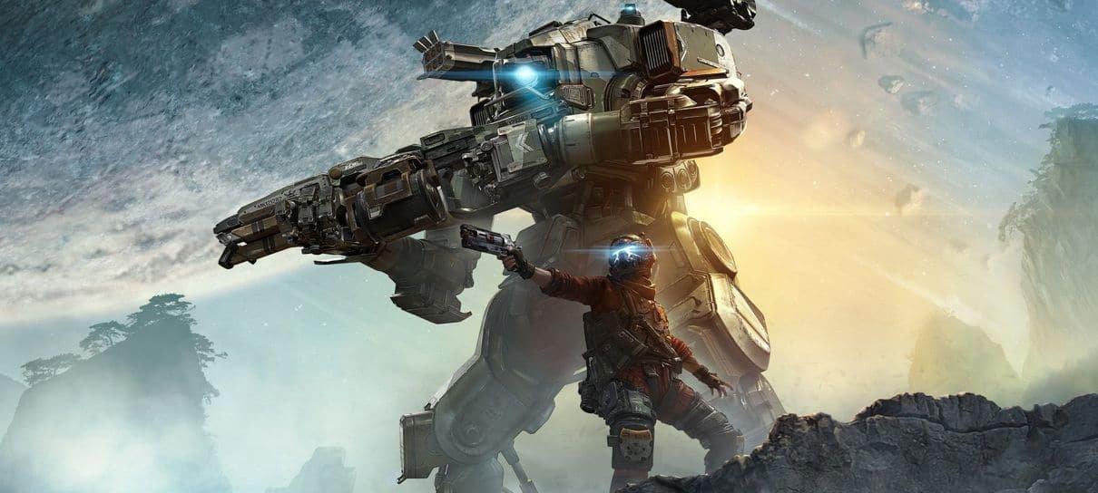 Titanfall 2 está gratuito pelo final de semana no PC