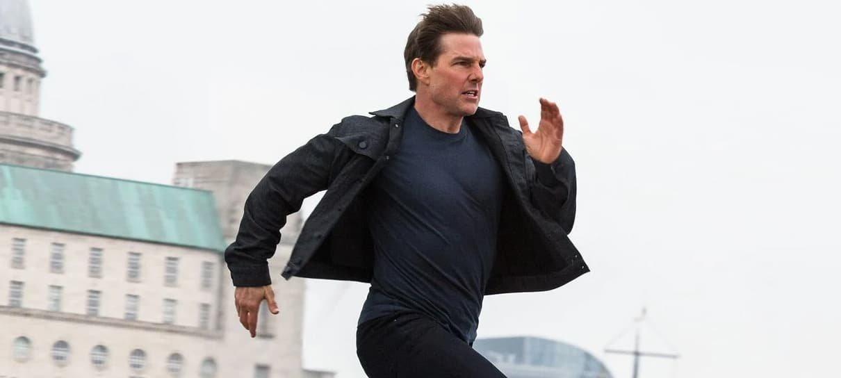 Tom Cruise ajuda cinegrafista em acidente no set de Missão: Impossível 7