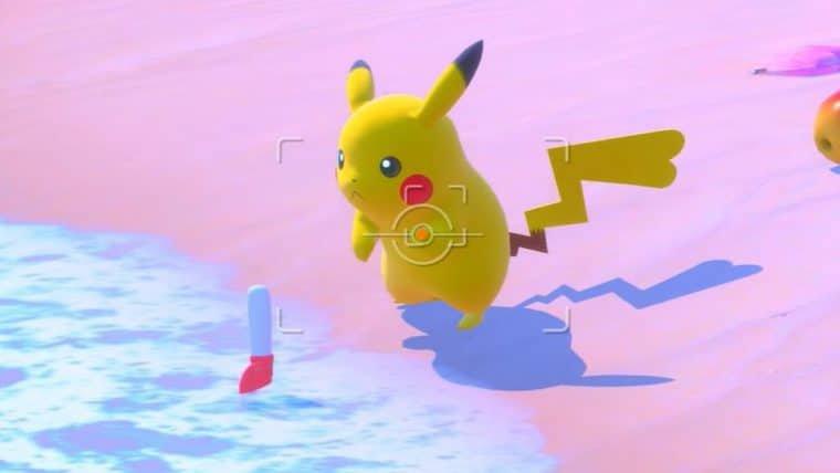 Trailer do novo Pokémon Snap apresenta uma região inédita da franquia