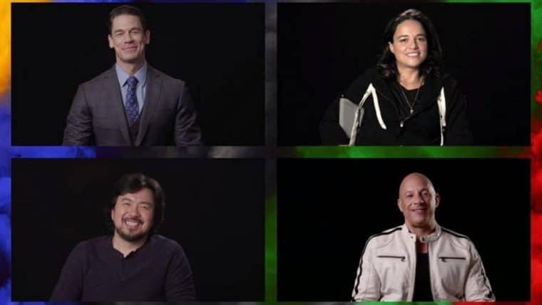 Elenco de Velozes e Furiosos 9 fala sobre possível crossover com Jurassic World