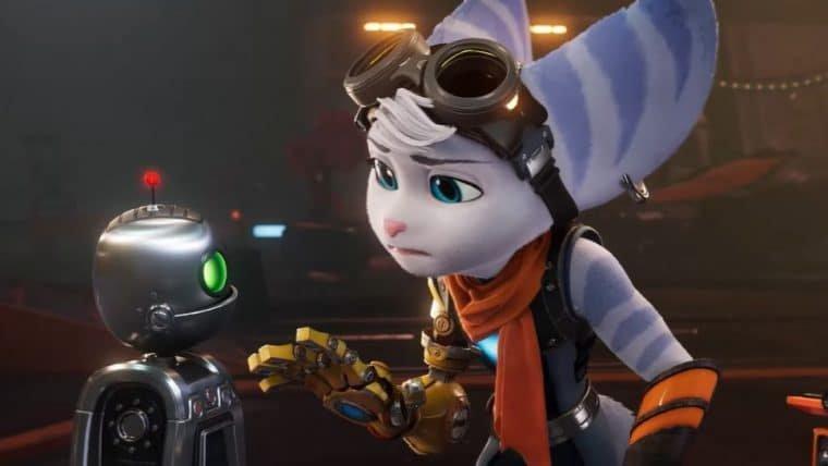Vídeo de Ratchet & Clank: Rift Apart apresenta Rivet, nova personagem jogável
