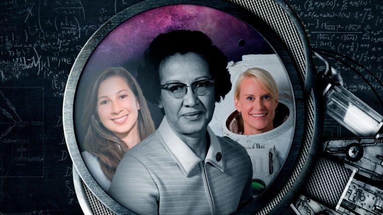 Mulheres no Programa Espacial