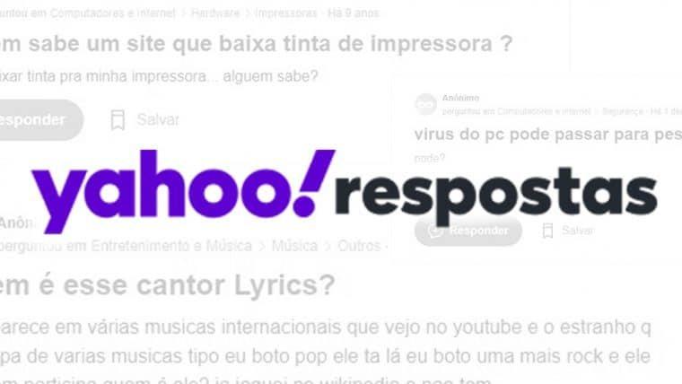 Veja algumas pérolas do Yahoo Respostas