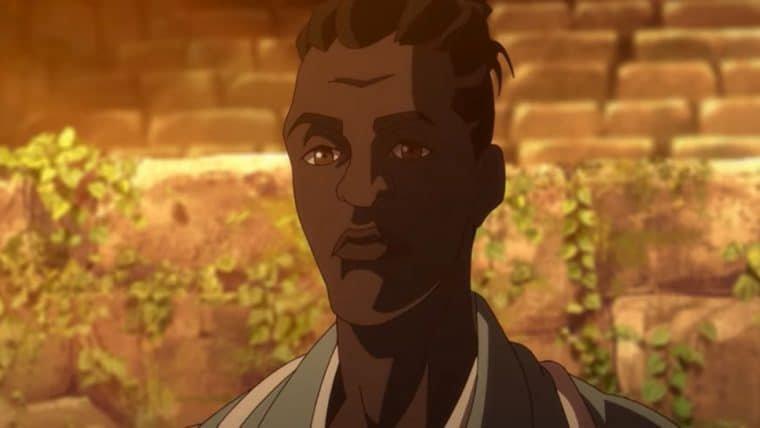 Yasuke ganha novo trailer dublado com foco na trama