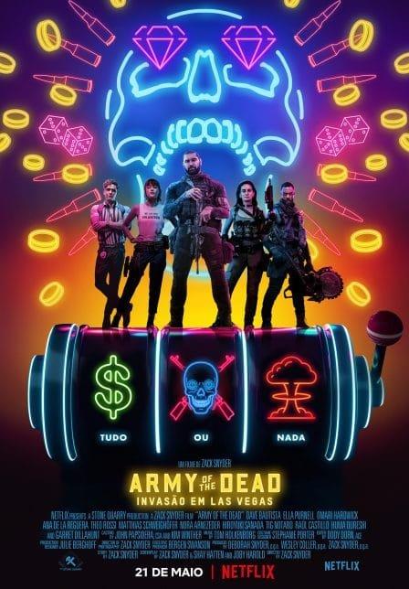 Army of the Dead –Invasão em Las Vegas | Crítica