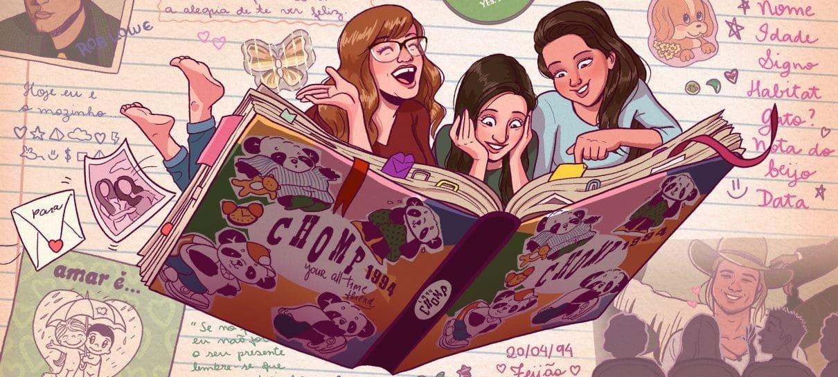 Diários da adolescência
