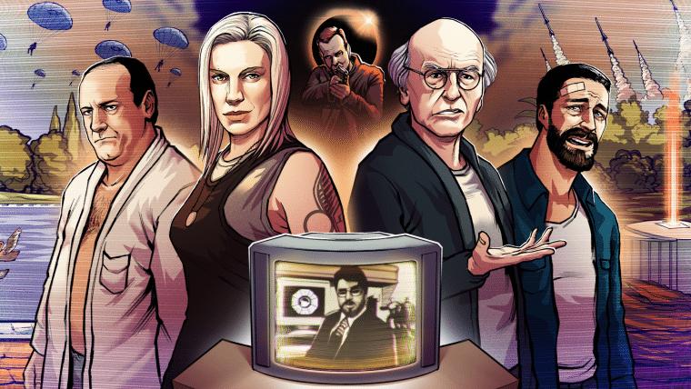 A Era de Ouro da TV
