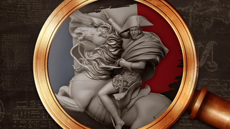 O império e a morte de Napoleão
