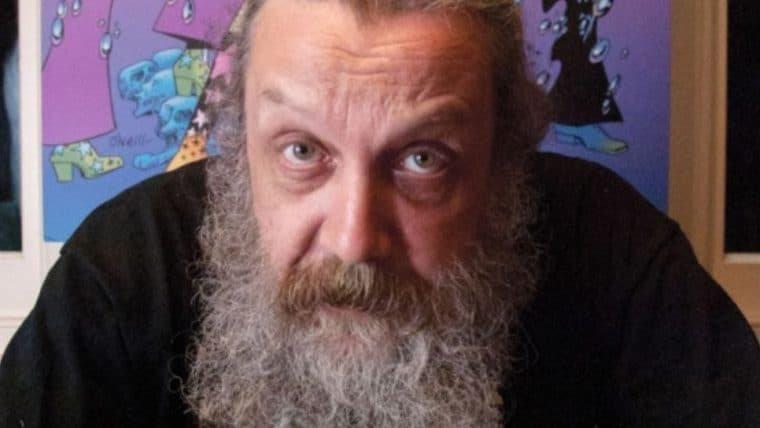 Alan Moore, criador de Watchmen, anuncia nova série literária de fantasia