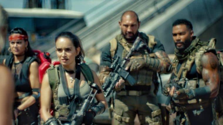 Zack Snyder tem ideia insana para uma sequência de Army of the Dead – Invasão em Las Vegas