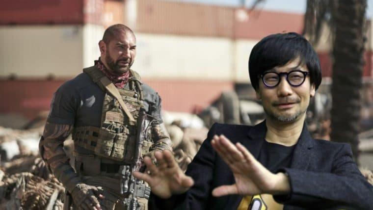 Hideo Kojima faz crítica misteriosa de Army of the Dead – Invasão Las Vegas