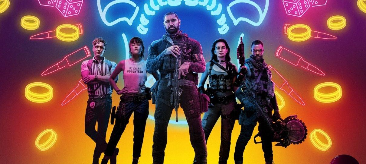 Army of the Dead –Invasão em Las Vegas   Crítica