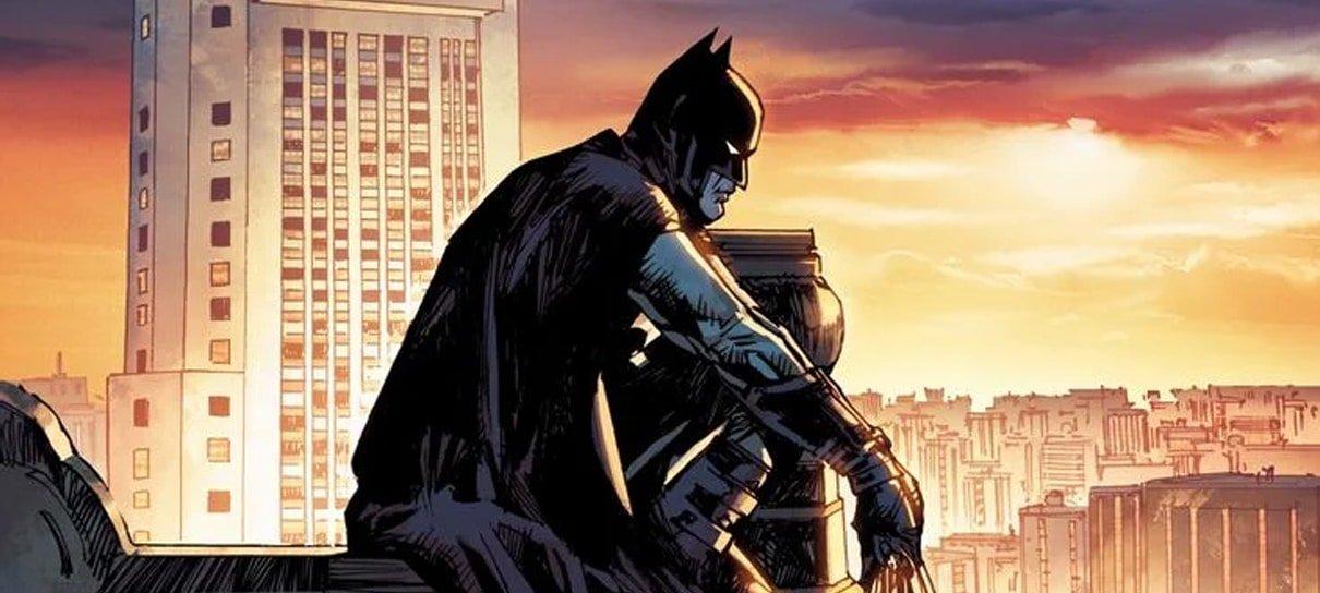 Nova HQ do Batman terá história dos brasileiros Carlos Estefan e Pedro Mauro