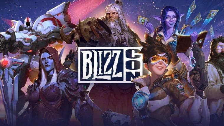 Edição presencial da BlizzCon é cancelada, evento online acontecerá em 2022