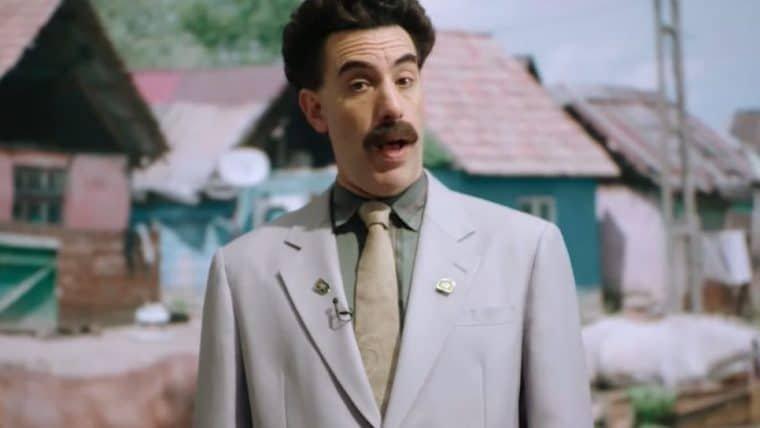 Assista ao trailer de Borat: Edição Extra