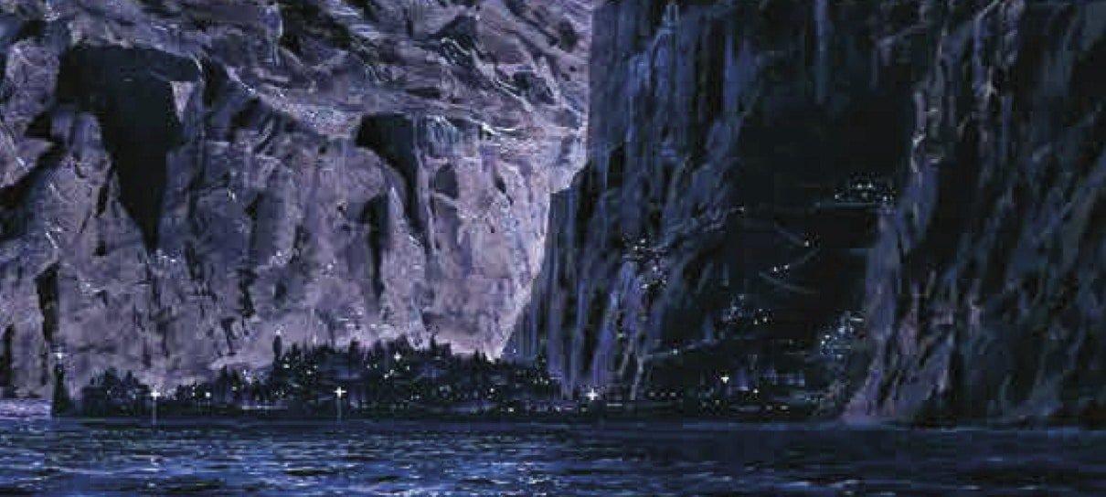 A Natureza da Terra-média, obra inédita de J.R.R. Tolkien, ganha capa e data de lançamento