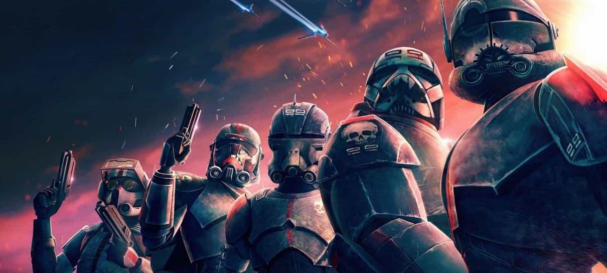 Confira cena de Star Wars: The Bad Batch, nova série animada da franquia