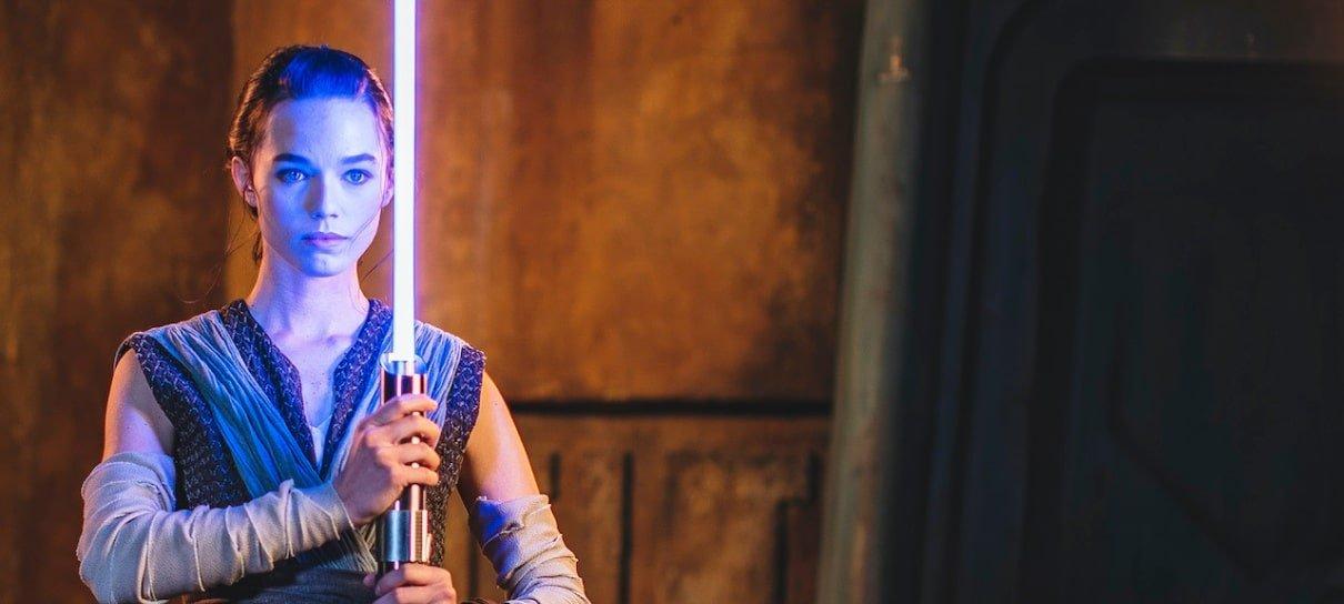 Disney revela novo sabre de luz super-realista no Star Wars Day