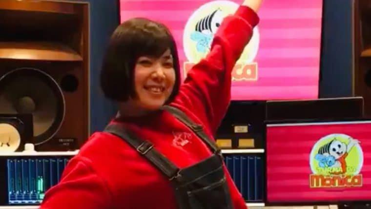 Dubladora da Mônica no Japão manda recado para os brasileiros