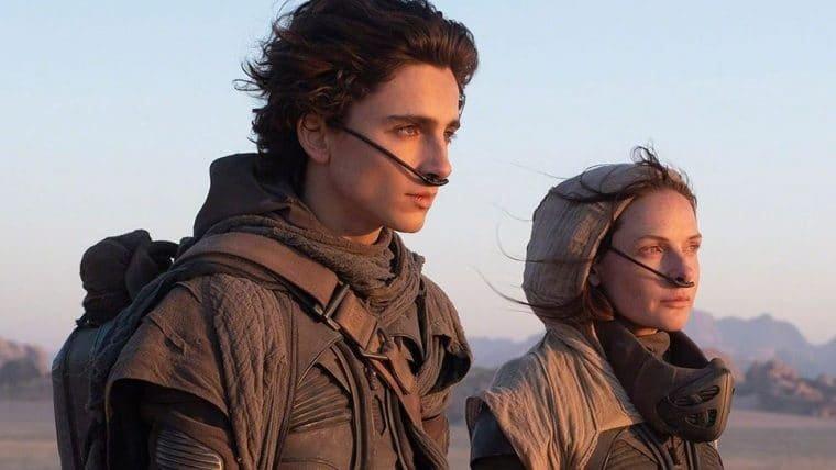 Duna terá estreia simultânea nos cinemas e no HBO Max