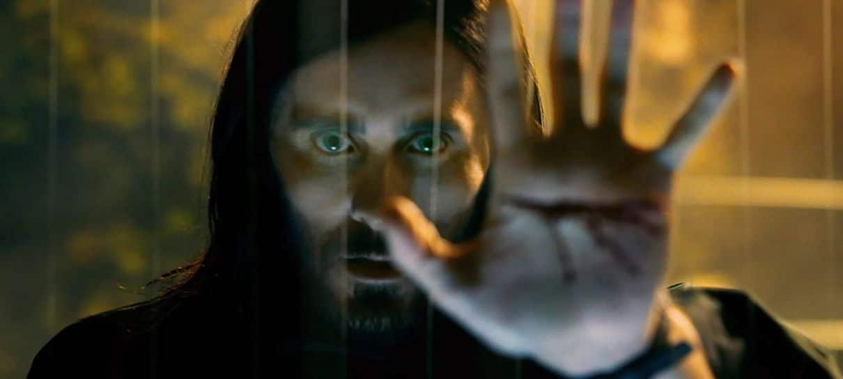 Estreia de Morbius é adiada em uma semana nos Estados Unidos