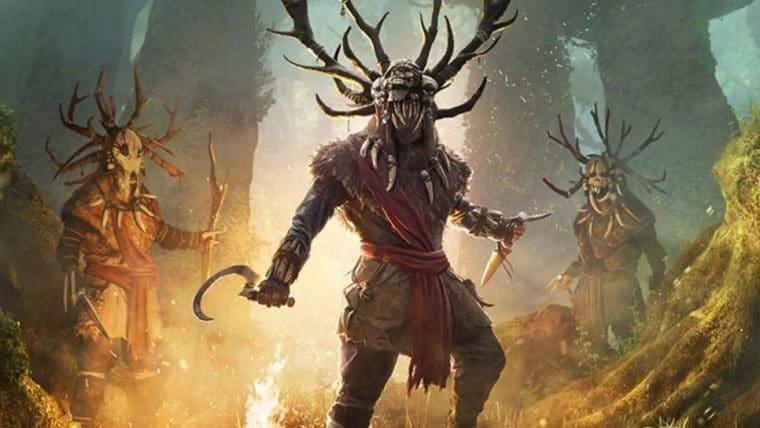 Expansão Ira dos Druidas leva a história de Assassin's Creed Valhalla para a Irlanda