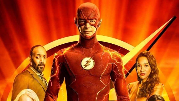 8ª temporada de The Flash começará com cinco episódios de crossovers