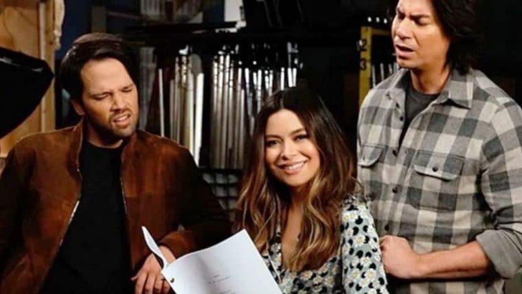 Fotos do set do revival de iCarly mostram novo visual do apartamento de Spencer