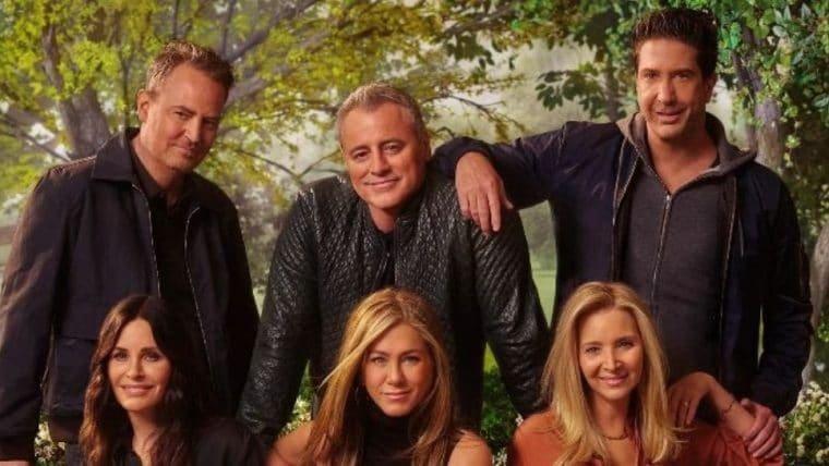 Reunião de Friends ganha primeiro trailer com elenco completo; assista