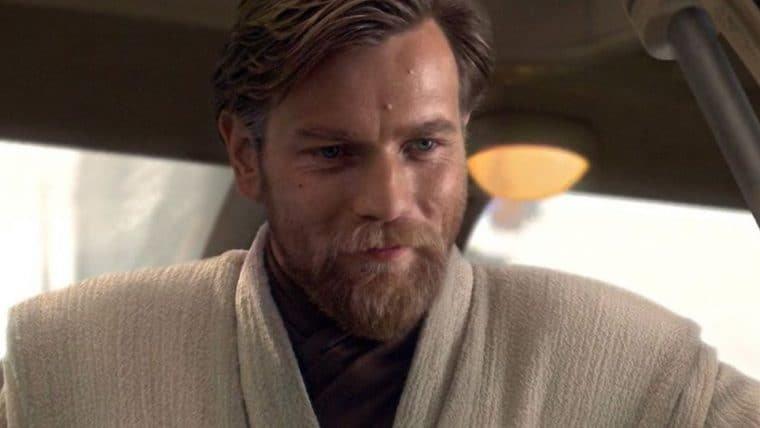 Gravações da série de Obi-Wan Kenobi já começaram, revela Ewan McGregor