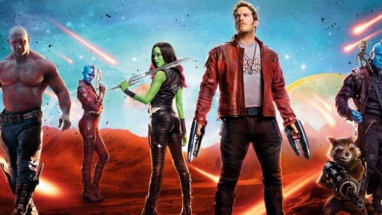 James Gunn pretende sair da franquia Guardiões da Galáxia depois do terceiro filme