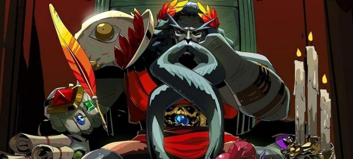 Hades é listado para PlayStation 4 na Coreia do Sul