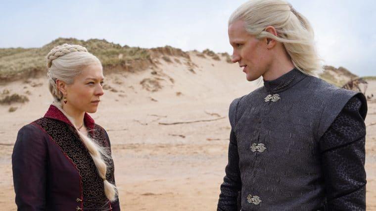 House of the Dragon tem primeiras imagens oficiais divulgadas