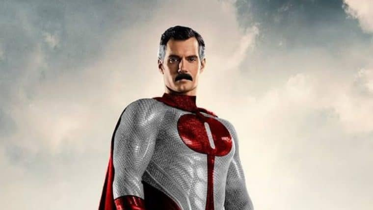 Artista imagina Henry Cavill como Omni-Man, da série Invincible