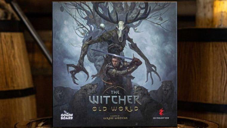Jogo de tabuleiro de The Witcher arrecada mais de US$ 3 milhões em financiamento coletivo