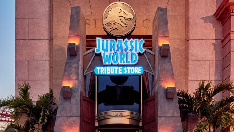Universal Orlando Resort inaugura loja temática de Jurassic World