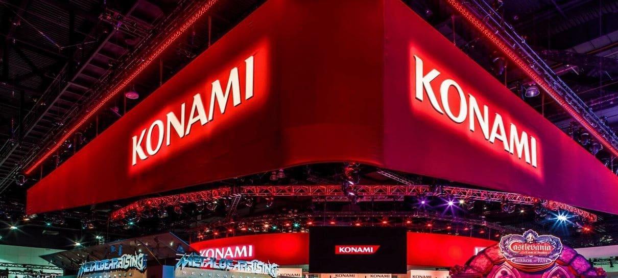 Konami confirma que não participará da E3 2021